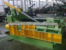 hydraulic manual discharging metal compress balers