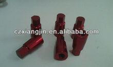 cnc 6061 aluminum screw