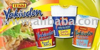 Tekki Yakiudon Dry Noodles