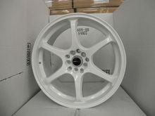 nice 15,16,17,18inch white Car Alloy Wheel Rim