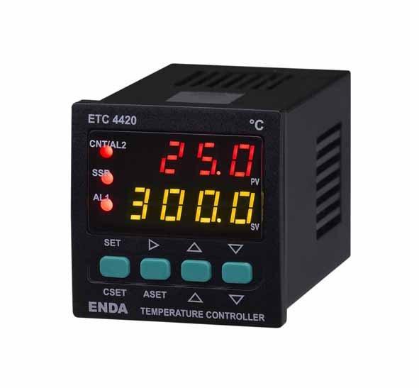 ETC 4420 Digital Thermostats
