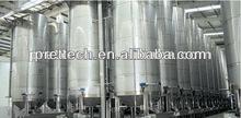 Stainless steel beer/wine fermentation tank