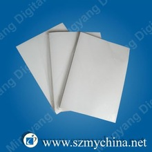 Special A4 sublimation heat transfer paper