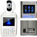 Vitamina e- robot wth 3c cartão, alarme, câmera ip, gravador, vídeo de telefone