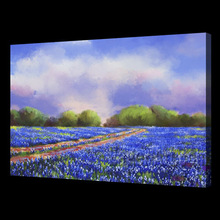 Excellent quality Landscape oil painting for Custom made