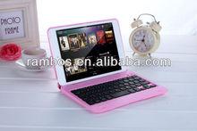 Wireless Bluetooth Tablet Aluminum Alloy keyboard for iPad mini 7.9 with Sleep Mode