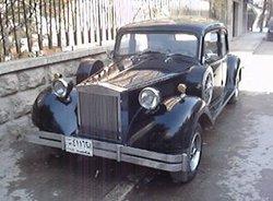 Citroen 1954 Modified Classic Car