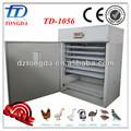 Td-1056 auto auto incubadora do ovo equipamentos de abate de suínos