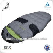 Animal shaped sleeping bag/baby sleeping bag