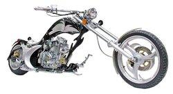 Lonestar Comanche Motorcycles