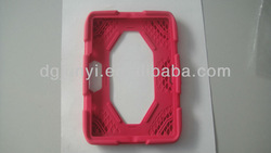 custom made plastic injection molded cover for IPAD