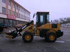 SWM618 loaders lift capacity