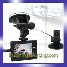 Cheap New Separate Camera 2.8 inch LCD Screen HD 720P Car DVR USB 2.0 Reversing Rear View