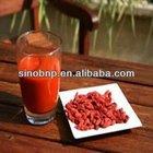 Qingdao BNP Jinns Medlar Supply High-Class Natural Organic Goji Berry Extract Powder