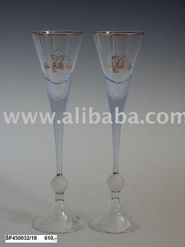 wedding flutes,