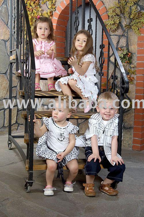 Kids wear, children's clothing clothes