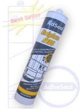AdSeal Uniglaze N100 - The Glass & Metal Silicone Sealant
