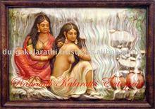 Shringar mural painting painting wall frame mural painting