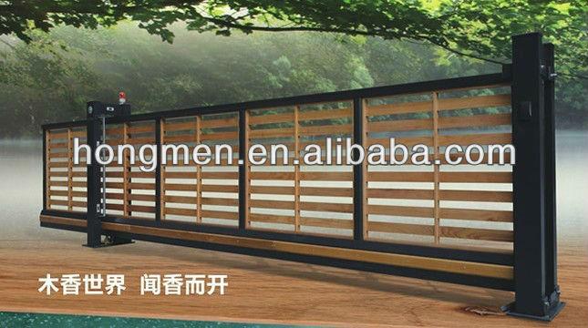 การออกแบบประตูเหล็ก, พับพอgate15โรงงานปีที่ประตูบานเลื่อนไม้