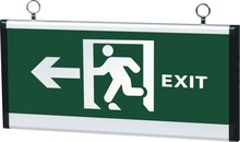 CK-172 led acrylic exit sign electrical electrical symbol