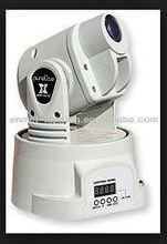 15wkool lightLyres aLeds Kool Light - Spot EX15 W15w led moving head light mini spot