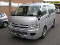 Toyota Hiace Wagon TRH214W - 2007 [Wagon] car