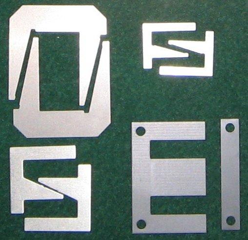 Nickel lamination & transformer lamination