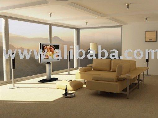 Full Motion Flat Screen TV Lift & Stand