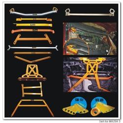 Aluminum Auto Strut bar or Lower arm bar for MAZDA 3 5 Axela