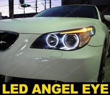 LED AND CCFL + LED ANGEL EYES HALO RINGS light