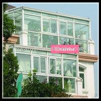 Popular Aluminum Balcony Sunroom