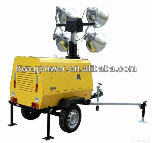 Light Generator Set Diesel Generator Set Power