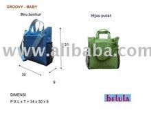 Baby Bag brand. Belula