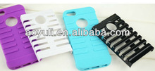 "New design skeleton type case for iphone 5,for iphone""5 case,2 in1 PC+TPU case"