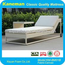 chaise longue cushion,Garden Lounge Cushion,folding camping mattress