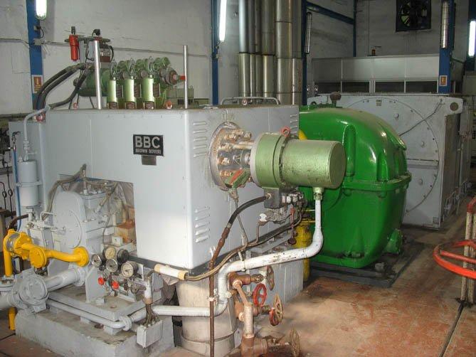 Steam Turbine Generator For Sale 15 mw Steam Turbine Generator