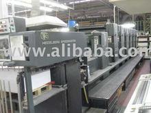 HEIDELBERG Speedmaster 102S+L printing machines