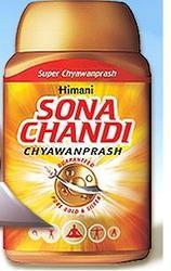 Sona Chandi Chyawanprash health foods