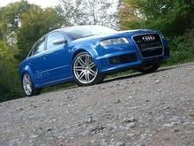 2006 Audi RS4 4.2 BiTurbo Quattro used car