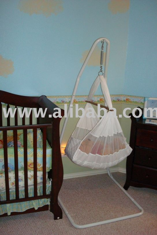 b b hamac berceau lit bassinet mouvement lit. Black Bedroom Furniture Sets. Home Design Ideas