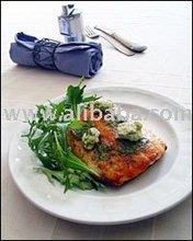 flour Roasted Fish