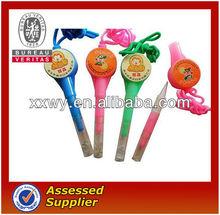 custom Advertisement ballpoint pen with rope