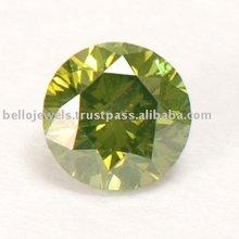 Loose Diamond Solitaire - Fancy Color Diamond Lot