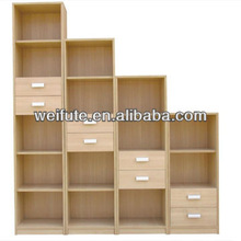 2013 Morden Bookcase,wood cabinet