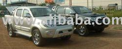 Toyota Vigo 4x4 D-4D 3.0l Turbo Diesel Pickup car