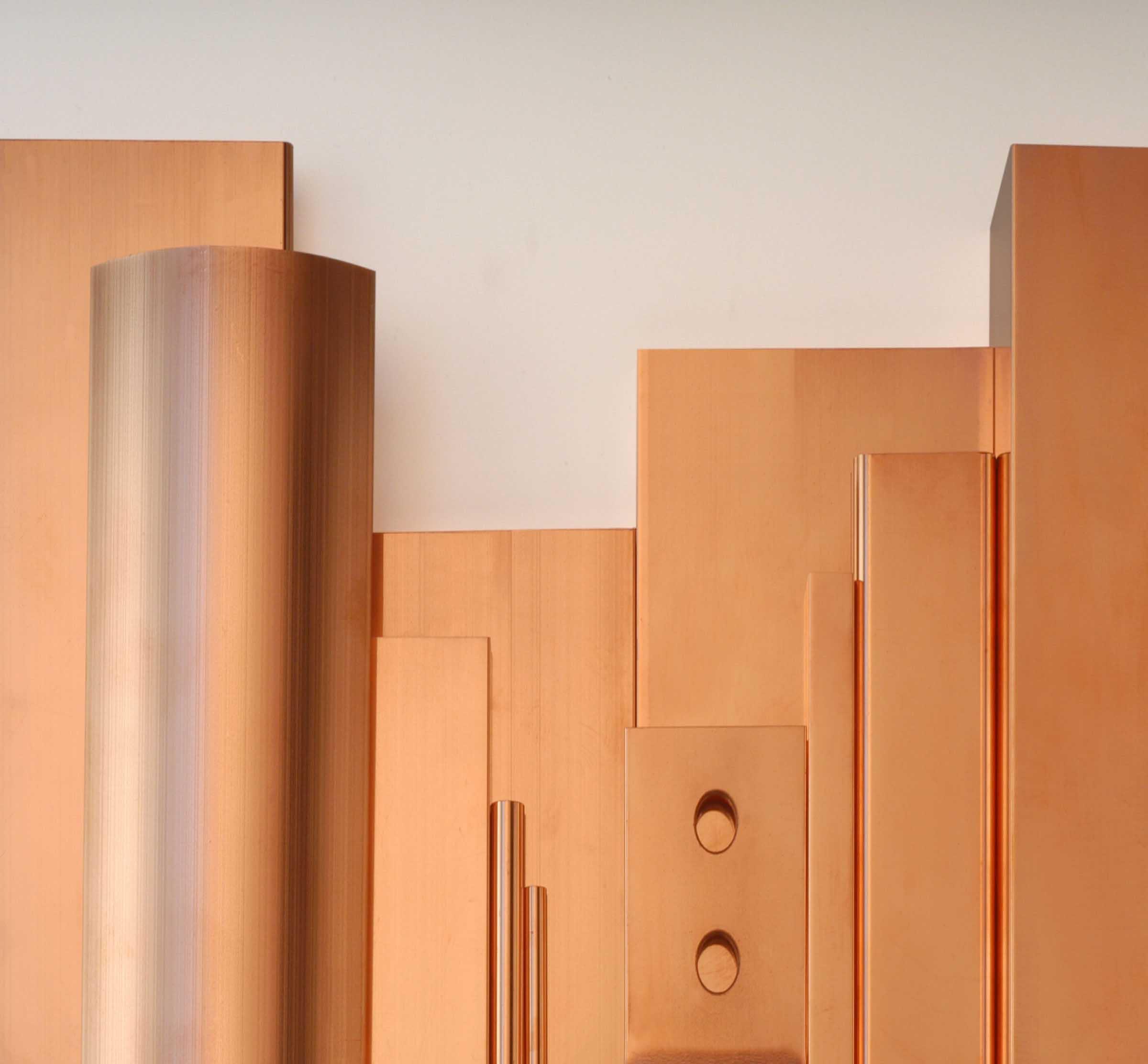 Copper Busbar,Bar,Rod,Profile,Commutator B