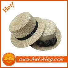 Shanghai high quality fashion girls' summer straw hats