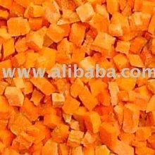 freeze carrot