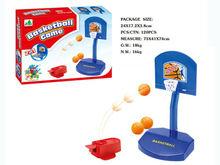 newest design mini basketball game pp plastic toys basketball board