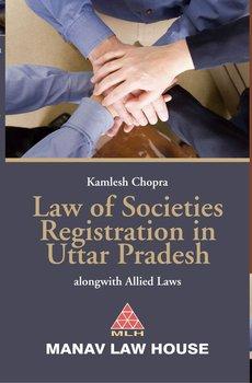 Societies Registration Act, 1860 (As amended in Uttar Pradesh) Books
